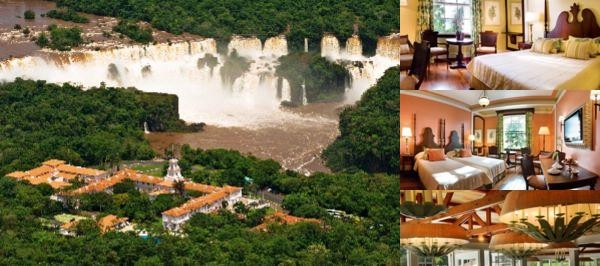 Belmond Hotel Das Cataratas photo collage