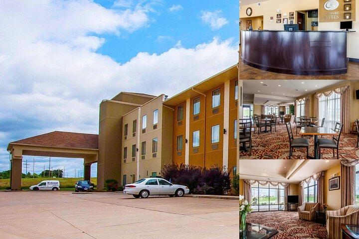 Comfort Suites Jackson / Cape Girardeau photo collage