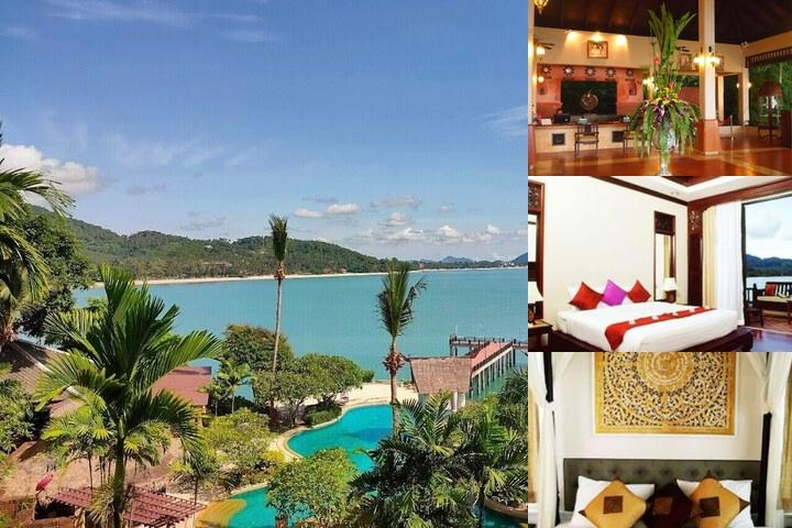 Racha Kiri Resort & Spa photo collage