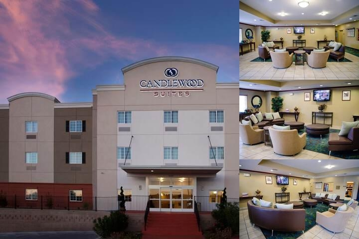 Candlewood Suites Temple photo collage