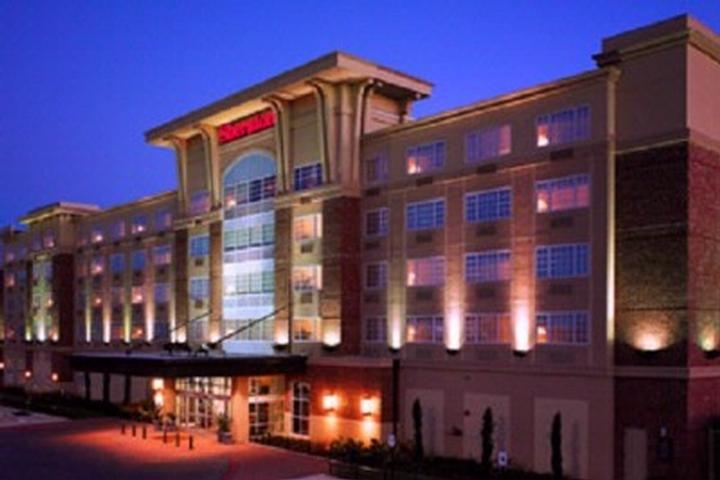 Sheraton Houston West photo collage