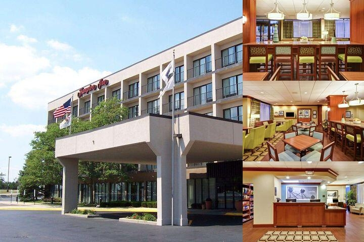 Hampton Inn Chicago Gurnee photo collage