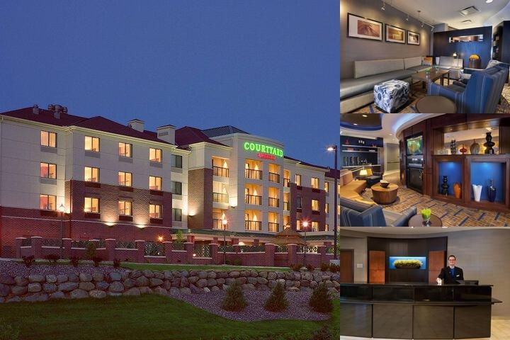 Courtyard by Marriott Madison East photo collage
