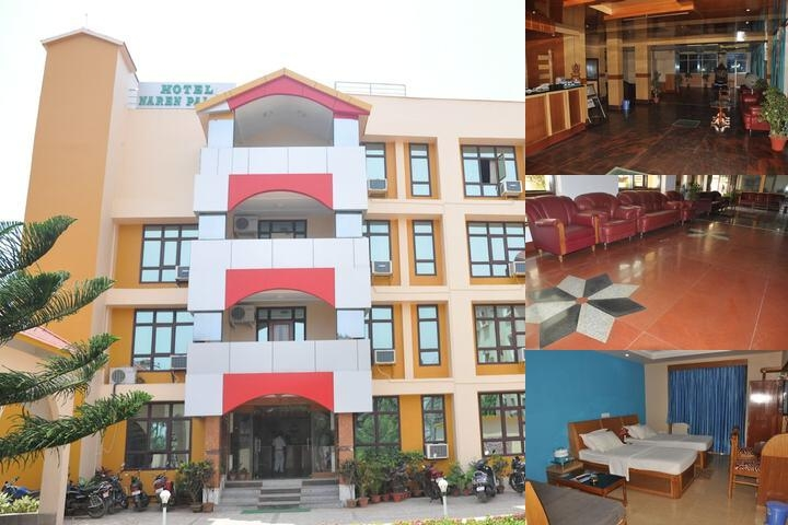 Hotel Naren Palace photo collage