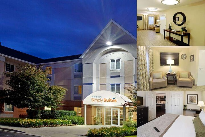 Candlewood Suites Waukegan photo collage