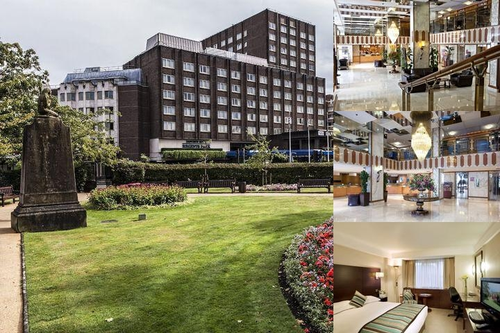 Danubius Hotel Regents Park photo collage