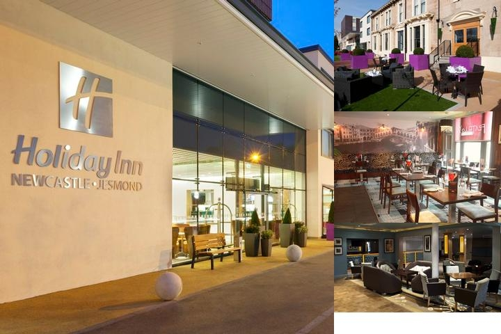 Holiday Inn Newcastle Jesmond photo collage