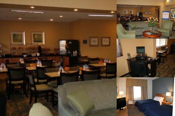 Comfort Inn Oklahoma City photo collage