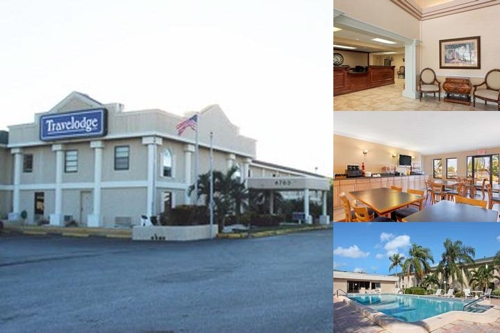 Travelodge Fort Myers photo collage