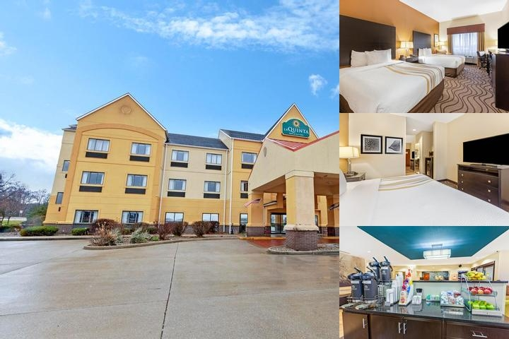 Airport Inn & Suites photo collage