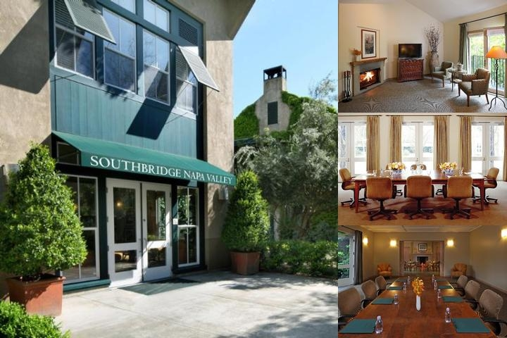 The Inn at Southbridge photo collage