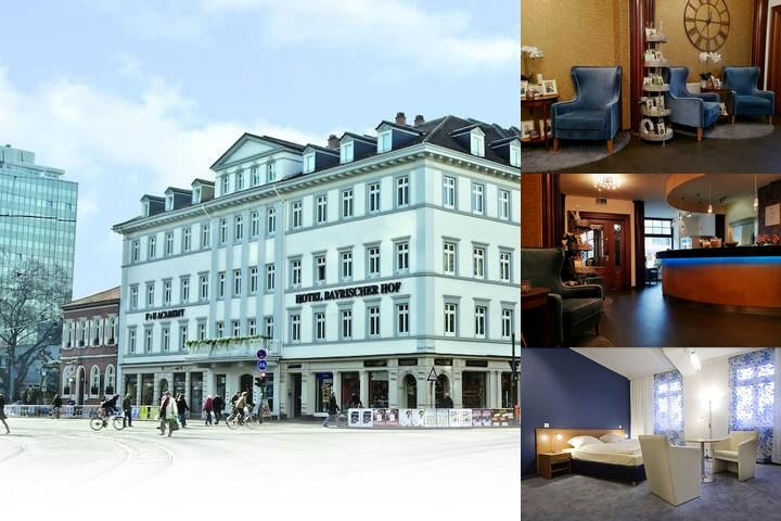 Hotel Bayrischer Hof photo collage