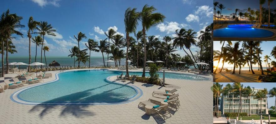 The Islamorada Resort photo collage