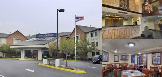 Howard Johnson Hotel Newark Nj photo collage
