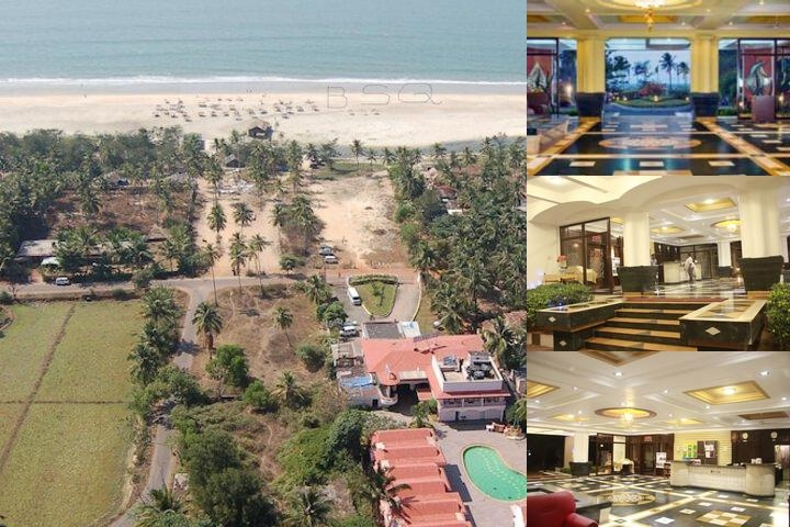 Bollywood Sea Queen Beach Resort photo collage