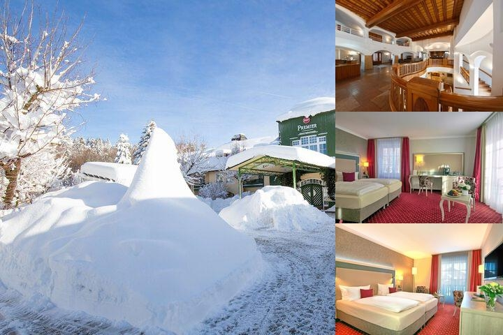 Best Western Premier Bayerischer Hof Miesbach photo collage