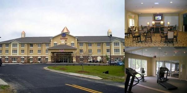 Holiday Inn Express Savannah Airport photo collage