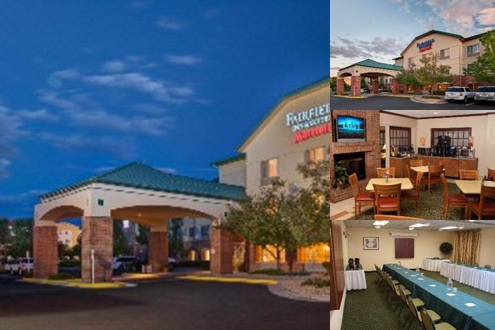 Fairfield Inn & Suites Denver Airport photo collage