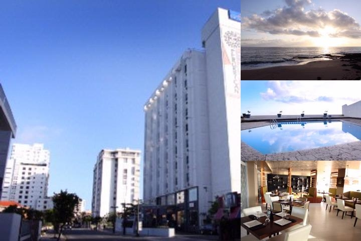 San Juan Beach Hotel photo collage