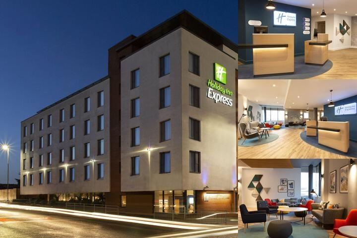 Holiday Inn Express Cheltenham Town Centre photo collage