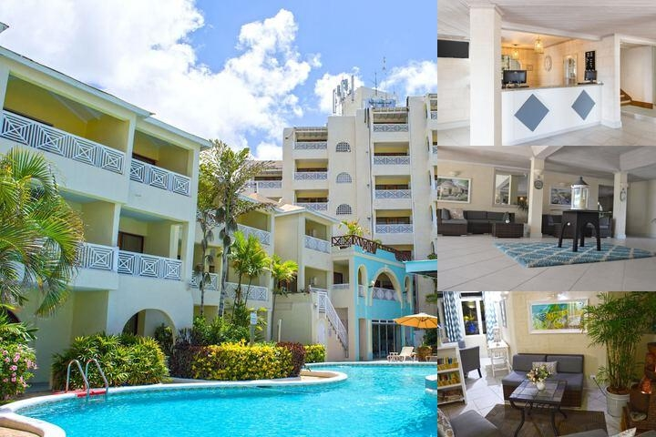 Barbados Beach Club All Inclusive Resort photo collage