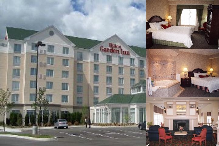 Hilton Garden Inn Kitchener / Cambridge photo collage