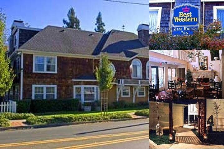 Best Western Elm House Inn photo collage