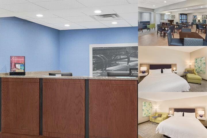 Hampton Inn Lagrange photo collage