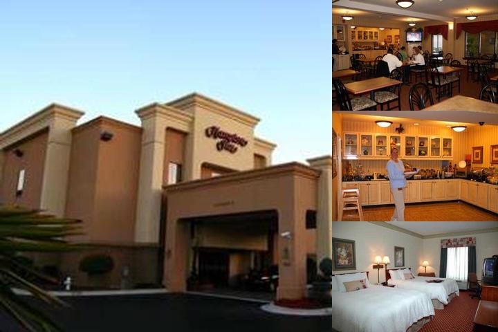 Hampton Inn Stockbridge photo collage