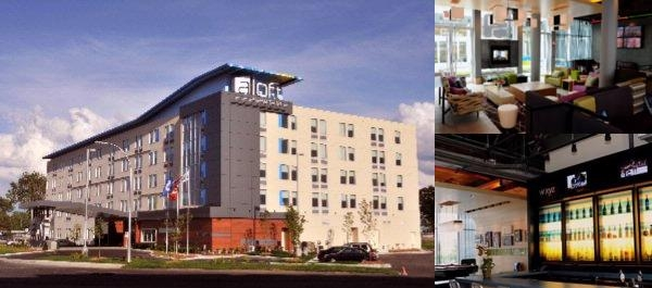 Aloft Montreal Airport by Starwood Hotels & Resort photo collage