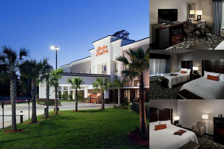 Hampton Inn & Suites Marksville La photo collage