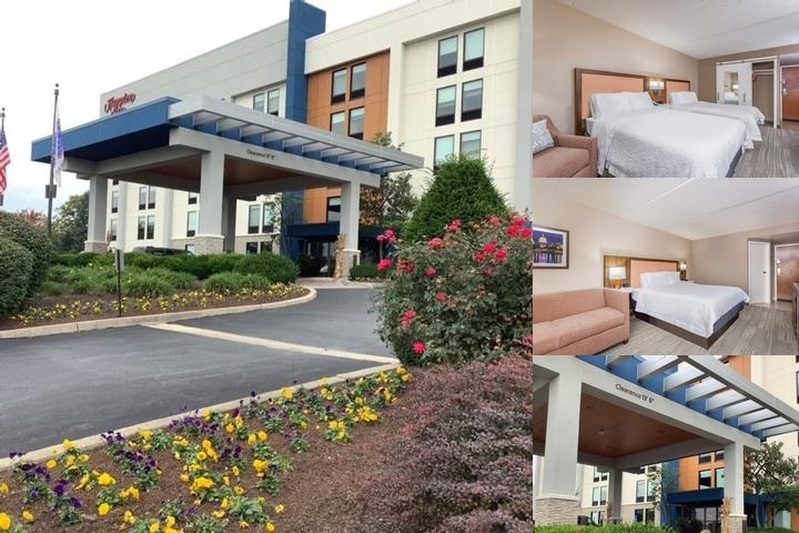 Hampton Inn Harrisburg East photo collage