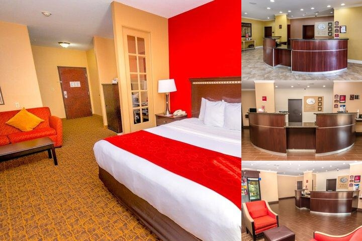 Comfort Suites Pearland photo collage