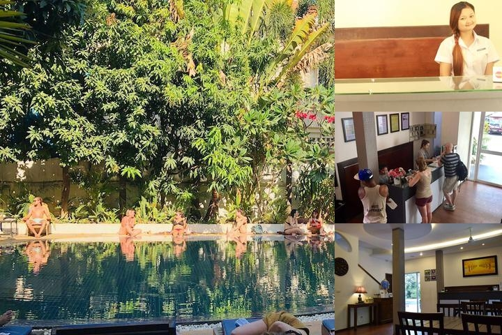 Billabong Hotel photo collage