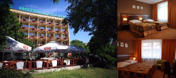 Wyspianski Hotel photo collage