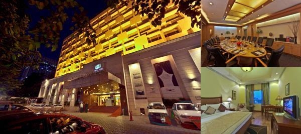 Hotel Hindusthan International photo collage