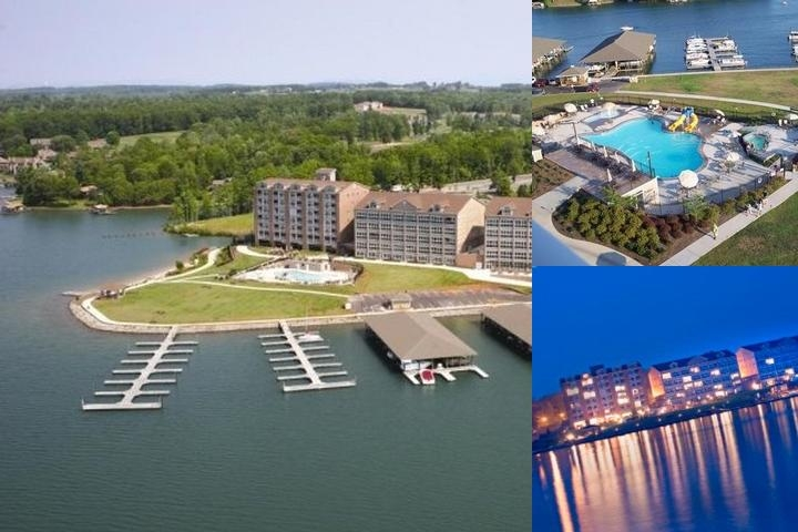 Mariners Landing Resort & Conference Center photo collage