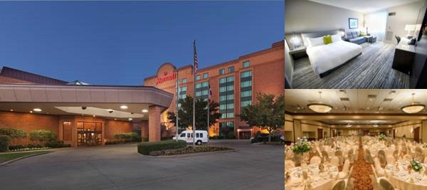 Dfw Airport Marriott South photo collage