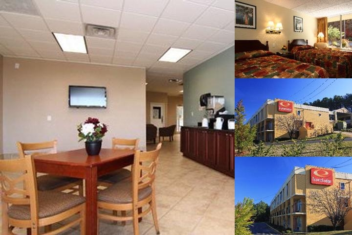 Econo Lodge Conley Ga photo collage