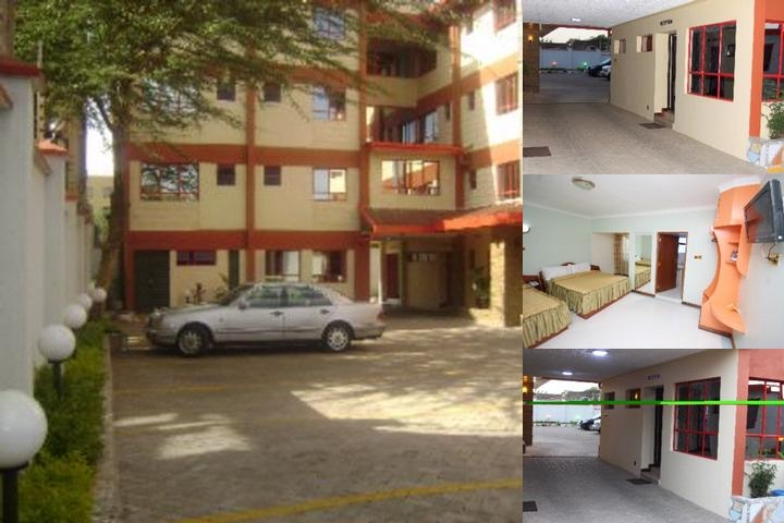 Jupiter Guest Resort Langata photo collage