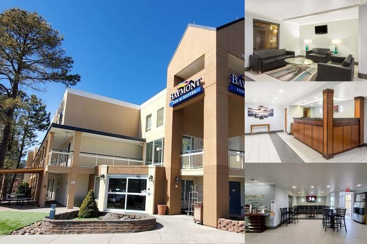 Baymont by Wyndham Flagstaff photo collage