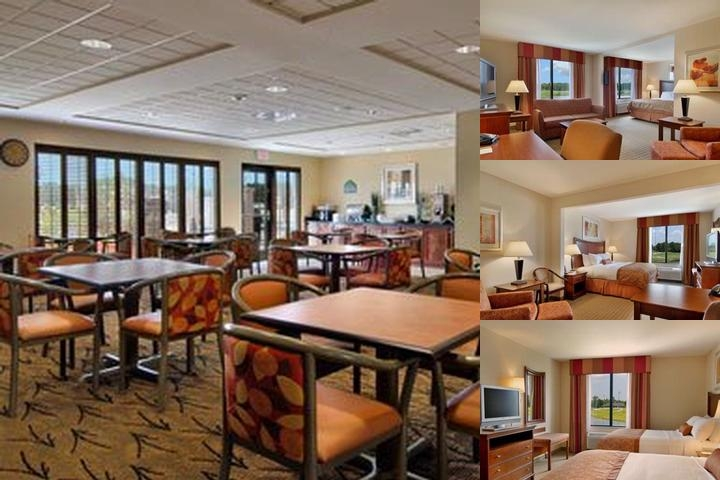 Wingate by Wyndham Savannah Airport photo collage