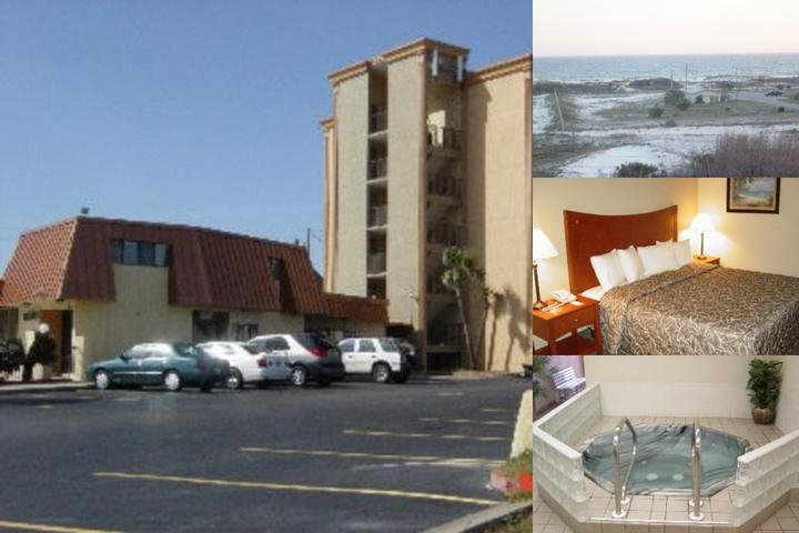 Emerald Coast Inn Suites 1214 Miracle Strip Pkwy Se Fort Walton Beach