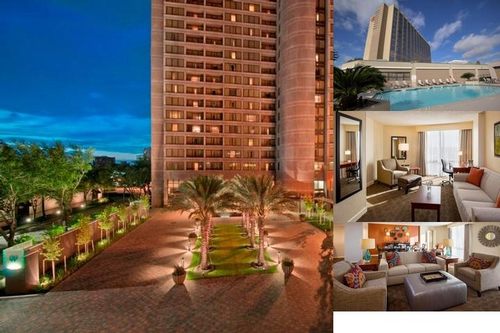 Doubletree Suites by Hilton by The Galleria photo collage