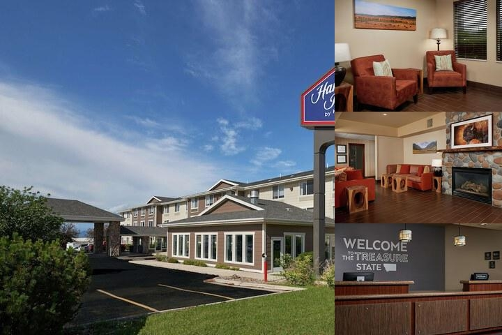 Hampton Inn Helena photo collage
