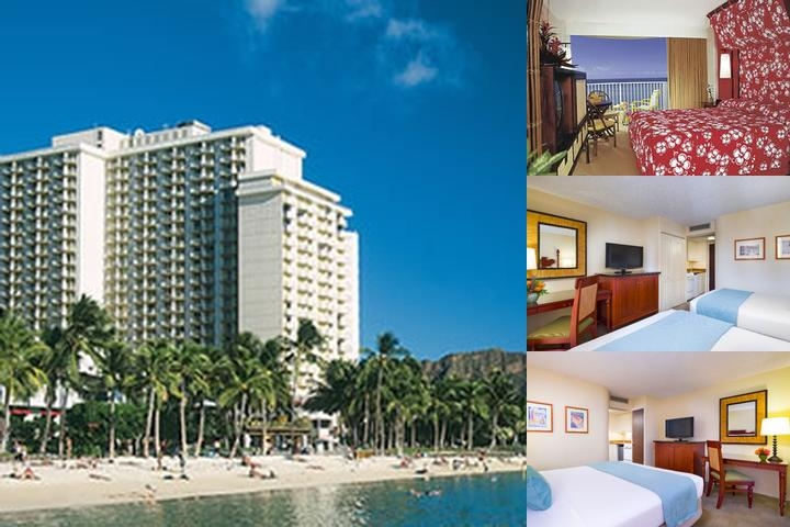 Aston Hotels & Resorts photo collage