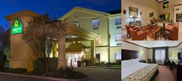 La Quinta Inn Dallas Balch Springs photo collage