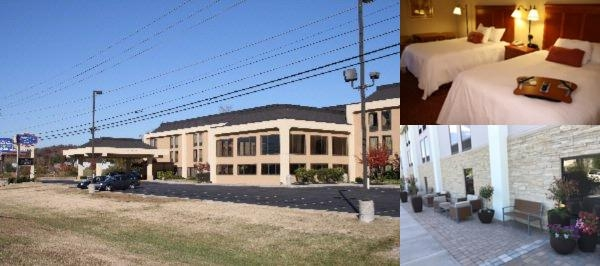 Hampton Inn Sevierville photo collage