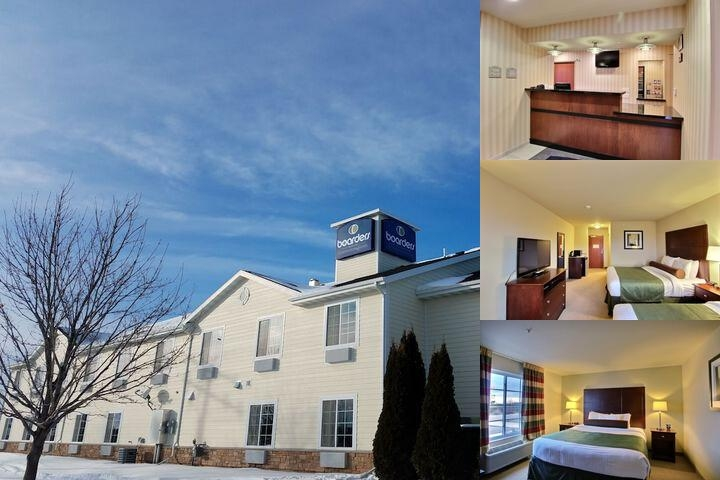 Boarders Inn & Suites photo collage