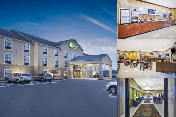 Holiday Inn Express & Suites Circleville photo collage